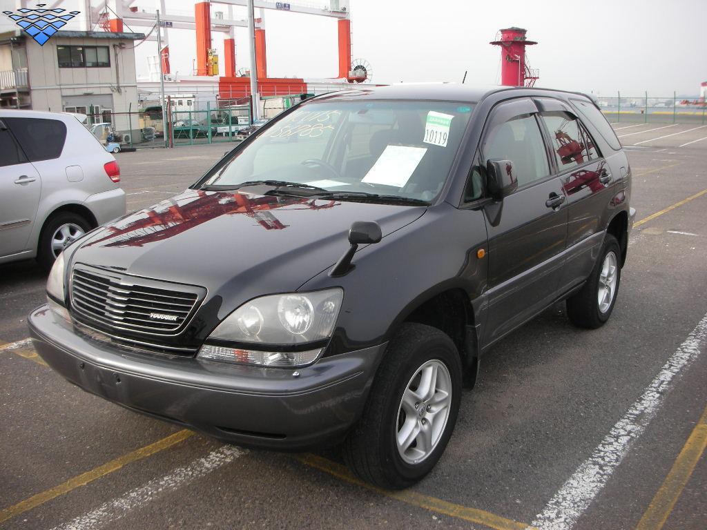 lexus rx300 цены в японии:
